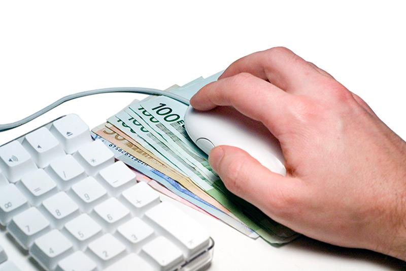 Seus clientes com dinheiro na mão
